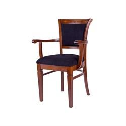Кресло деревянное PDK 0133 - фото 3898