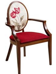 Кресло деревянное Калипсо - фото 4017