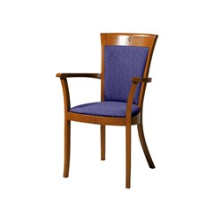 Кресло деревянное PDK 9720 - фото 3899