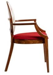 Кресло деревянное Калипсо - фото 4018