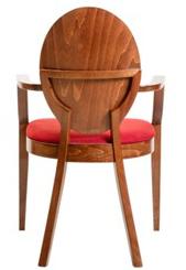 Кресло деревянное Калипсо - фото 4019
