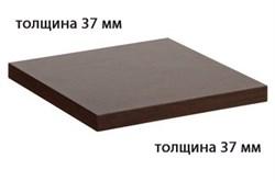 Столешница ДСП+пластик+кромка ПВХ 600х600х37 - фото 4254