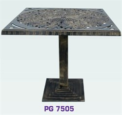Стол металлический PG 7505 - фото 4598