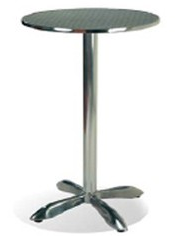 Стол алюминиевый барный 1210 DP - фото 4640