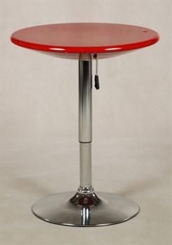 Стол LUNA red - фото 4642