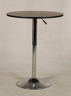 Стол 067 black round - фото 4645