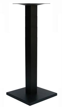 Подстолье  барное металлическое Квадро - фото 5277